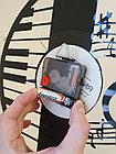 Настенные часы из пластинки, Casper Каспер, подарок детям в детскую комнату, 0205, фото 7