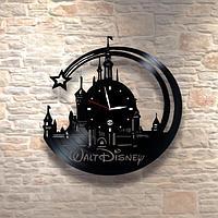 Настенные часы из пластинки Walt Disney, детям в детскую комнату, 0027