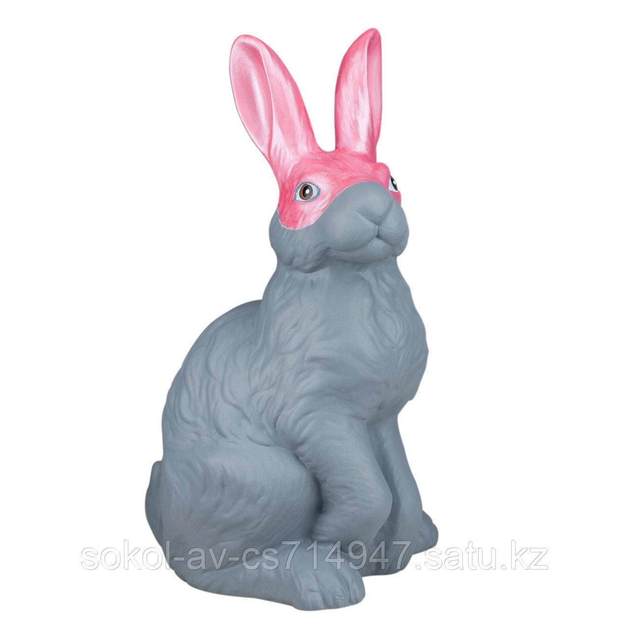 Копилка / статуэтка керамическая Заяц / кролик, высота 40 см, 004