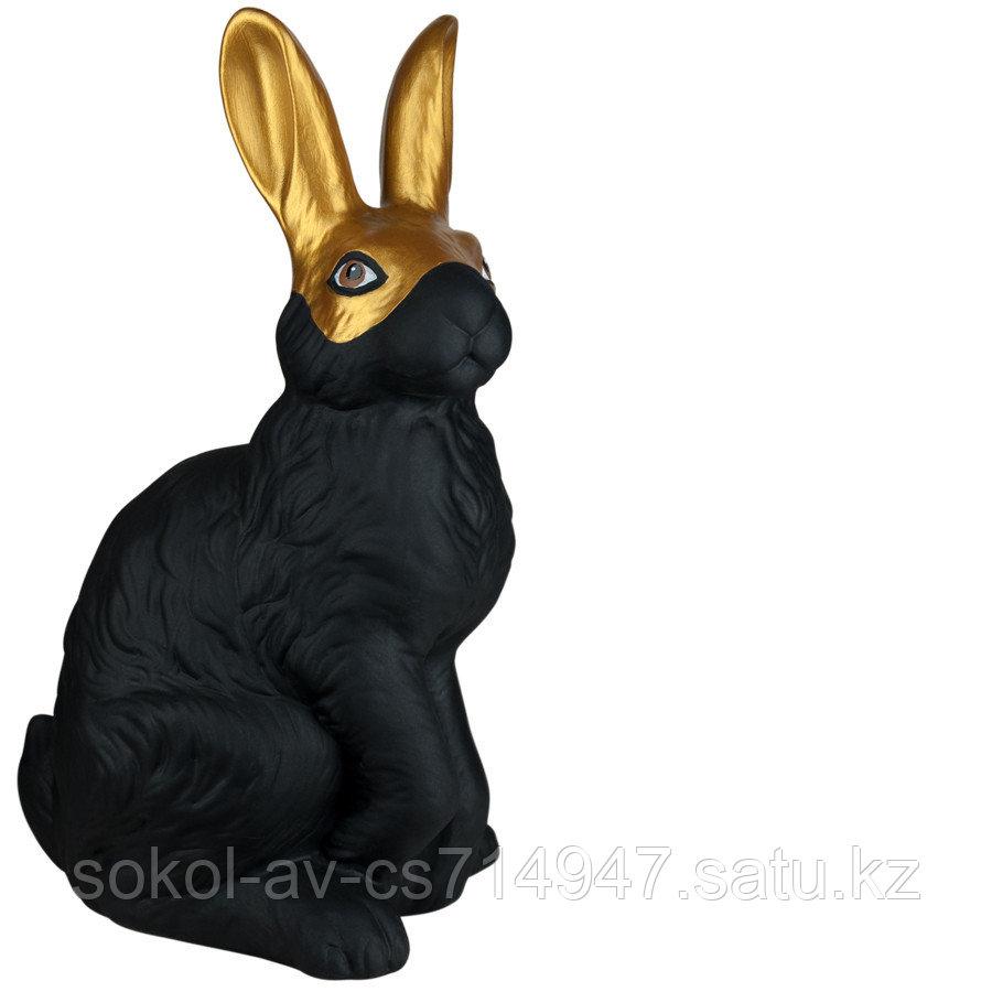 Копилка / статуэтка керамическая Заяц / кролик, высота 40 см, 007