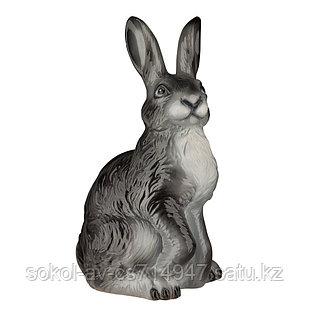 Копилка / статуэтка керамическая Заяц / кролик, высота 40 см, 010