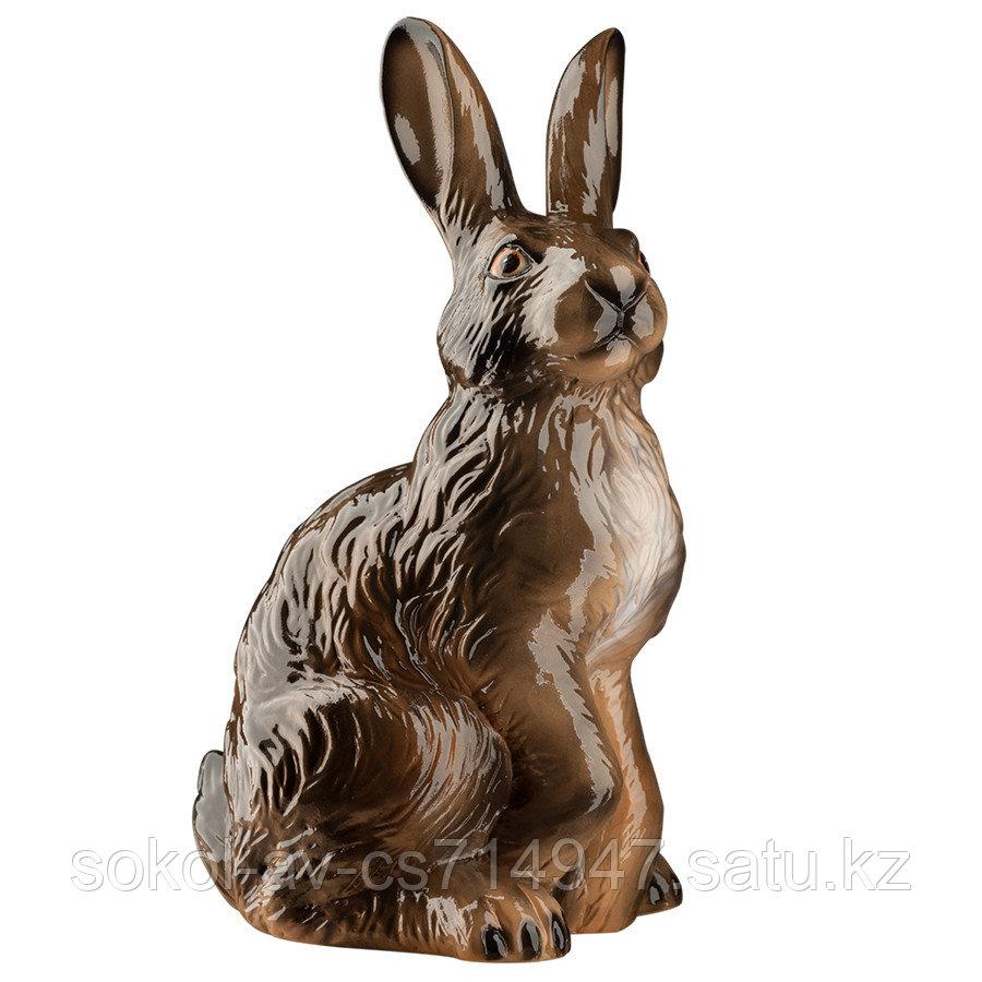 Копилка / статуэтка керамическая Заяц / кролик, высота 40 см, 011