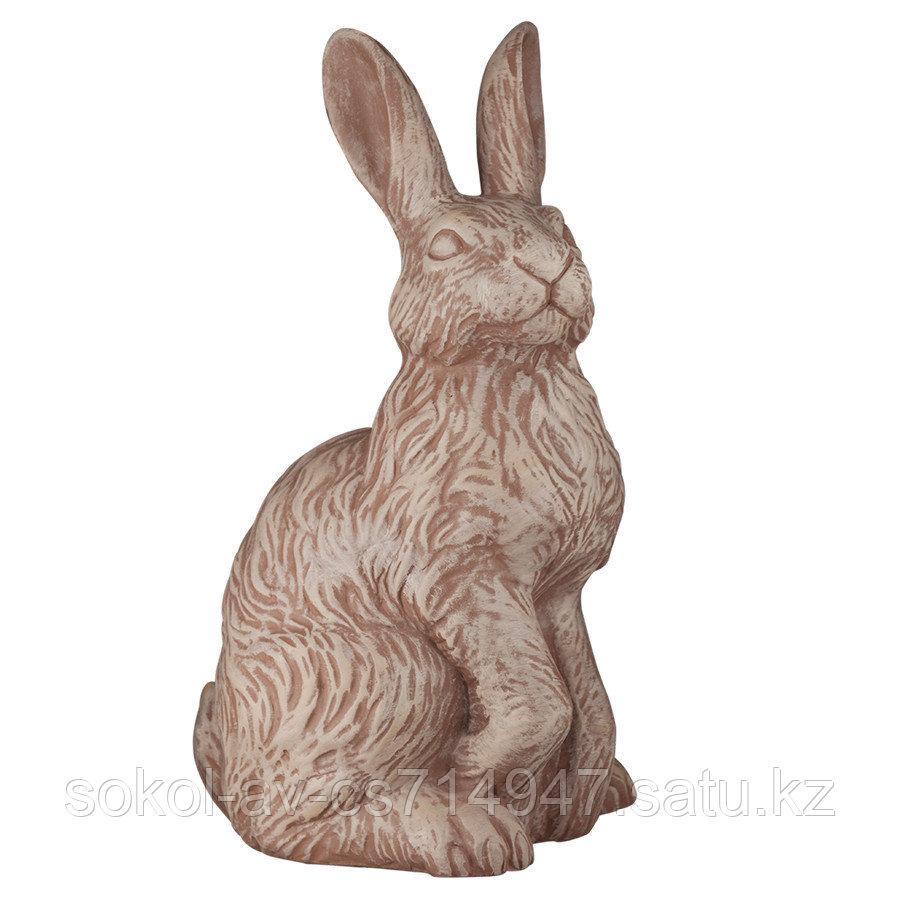 Копилка / статуэтка керамическая Заяц / кролик, высота 40 см, 012