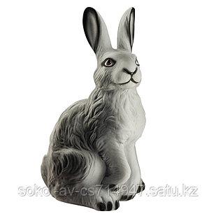 Копилка / статуэтка керамическая Заяц / кролик, высота 40 см, 014