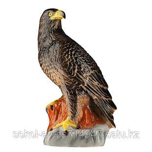 Копилка / статуэтка керамическая Орел, высота 38 см, 004