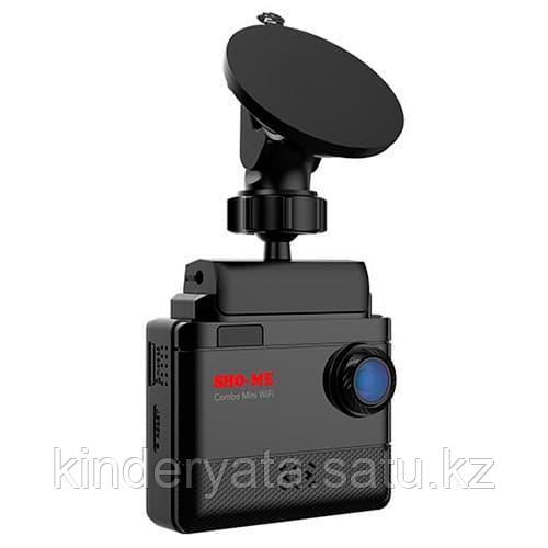 Видеорегистратор Sho-Me Combo Mini WiFi черный