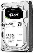 """Seagate ST2000NM001A Жесткий диск 2TB Exos 7E8, 3.5"""" SAS 12Gb/s 256Mb 7200rpm, 512E/4KN"""