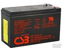 Аккумуляторная батарея (акб) CSB HR1234W