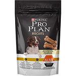 Pro Plan Biscuits для взрослых собак всех пород, с курицей, уп.400гр.