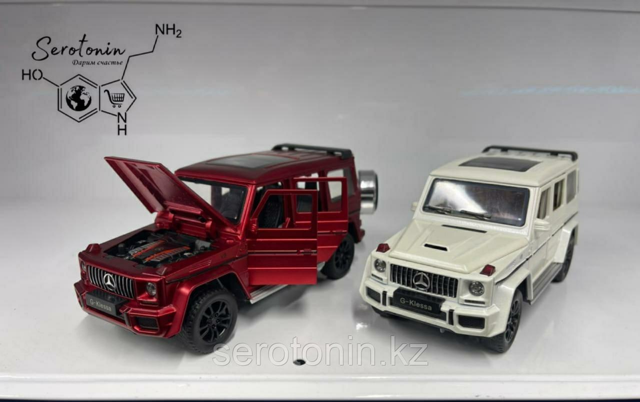 Коллекционные машинки Mercedes- Benz G-Wagen