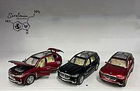Коллекционные машинки BMW X7