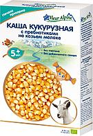 Каша Кукурузная с пребиотиками на козьем молоке Fleur Alpin с 5 мес