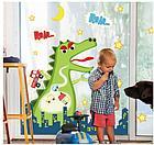 """Наклейки настенные """"Динозавр"""", фото 2"""