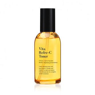 Витаминный тонер с витамином С и Е Tiam Vita Refre-C Toner, 100 мл, фото 2