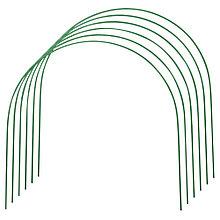 Набор дуг парниковых 6 шт по 2 м в кембрике