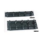 """Patch panel 48-port  RJ-45, для 19"""" стойки, 4U, Cat. 5e, P197-48B, с передним органайзером SHIP"""