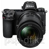 Фотоаппарат Nikon Z6 kit 24-70mm f/4.0 + FTZ Adapter kit