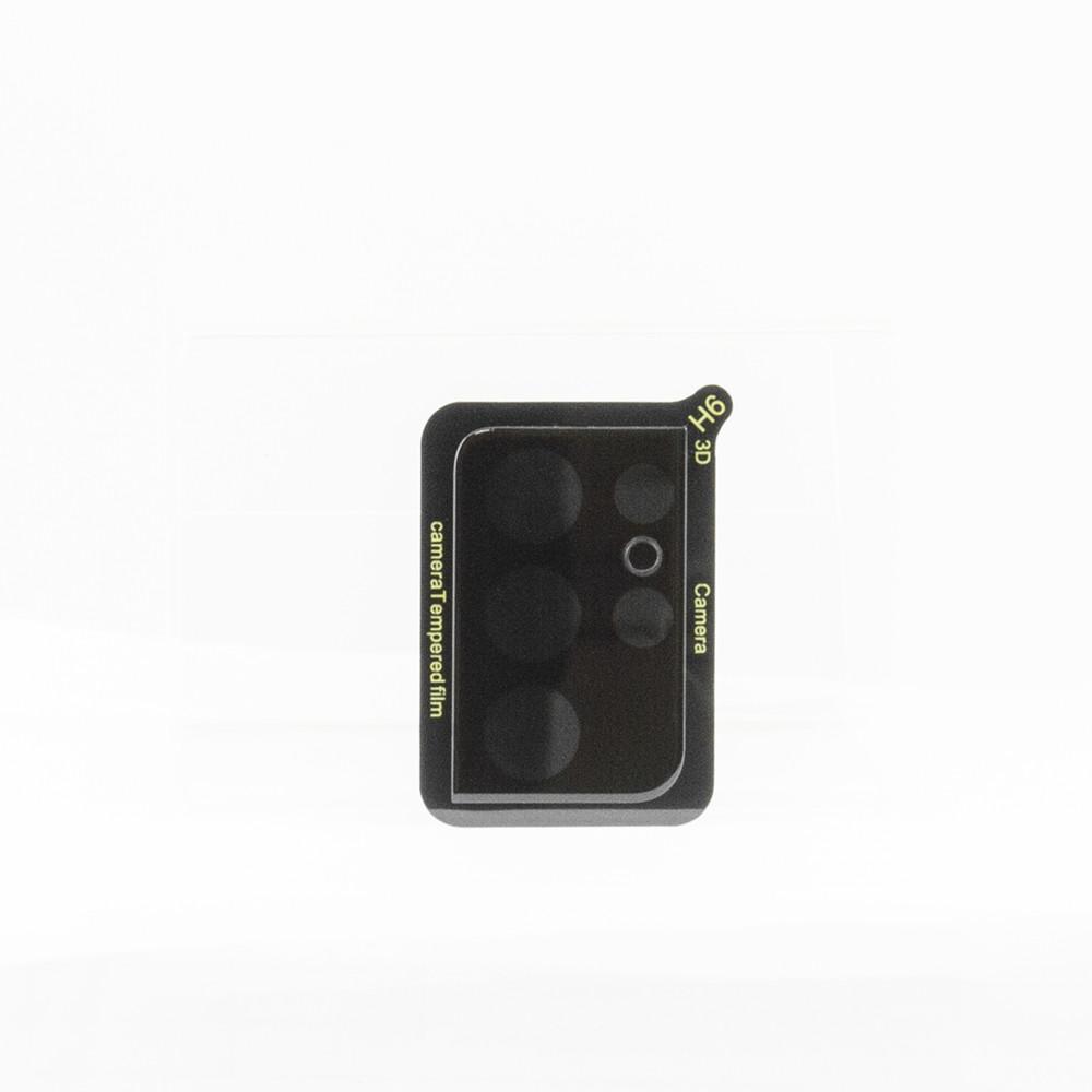 Стекло камеры Samsung Galaxy S21 Ultra, Black