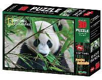 Пазл 3D 500 Большая панда