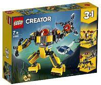 Конструктор LEGO Creator Робот для подводных исследований