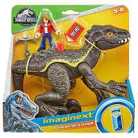 Jurassic World Фигурка героя и динозавра
