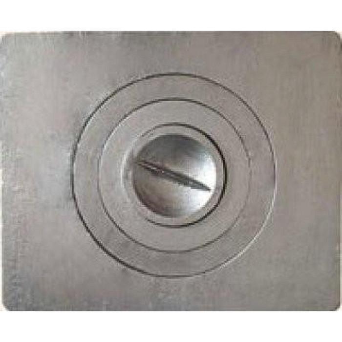 Плита П-1-5 одноконфорочная большая Балезино 705х530 мм