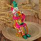 Филимоновская игрушка «Солдат на стульчике», фото 8