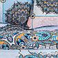 Постельное бельё «Этель» евро Персидские мотивы 200×217 см, 220×240 см, 70×70 см - 2 шт., 100% хл, бязь 125, фото 2