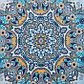 Постельное бельё «Этель» евро Персидские мотивы 200×217 см, 220×240 см, 70×70 см - 2 шт., 100% хл, бязь 125, фото 3
