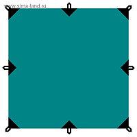 Тент серия Camping 3 x 3 м, цвет зелёный