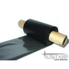 Риббон (термотрансферная лента) для печати на термотрансферном принтере этикеток