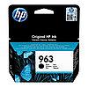 Картридж HP 963 струйный черный (1000 стр) (3JA26AE)