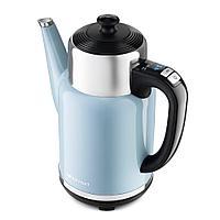 Электрический чайник Kitfort KT-668-5 голубой