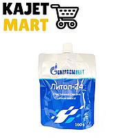Смазка Литол 100гр дой-пак /12шт/ Газпромнефть