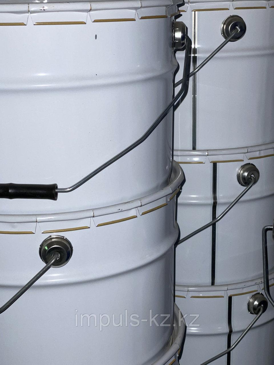 Алюминиевое финишное покрытие Верхний слой (эмаль) для холодного цинкования, 20кг - фото 1