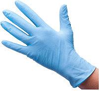 Перчатки нитриловые Benovy (100 штук в упаковке)