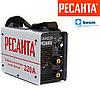 Сварочный аппарат Ресанта САИ - 220  6.6кВт  2-5мм