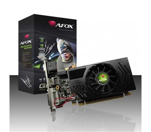 Видеокарта GT 730/2GB DDR3 128-bit AFOX, фото 2