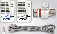 Сигнализатор загазованности СГК ДУ-15 с двумя датчиками