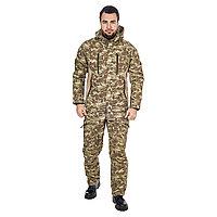 Костюм летний Huntsman Матрица, цвет КМФ (MV-23), ткань Nylon Cotton Рип-Стоп, размер 44-46/170