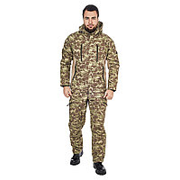Костюм летний Huntsman Матрица, цвет КМФ (MV-23), ткань Nylon Cotton Рип-Стоп, размер 52-54/182