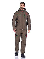 Костюм летний Huntsman Матрица, цвет хаки (CN001), ткань Nylon Cotton, размер 44-46/170