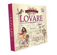 Набор 60пак Коллекция чая Lovare 110 г/11 (набор 12 видов)