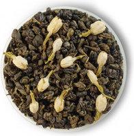 Чай зеленый байховый листовой с цветами и ароматом жасмина Король жасмина 500 г\ 4 ТМ Чайные шедевры