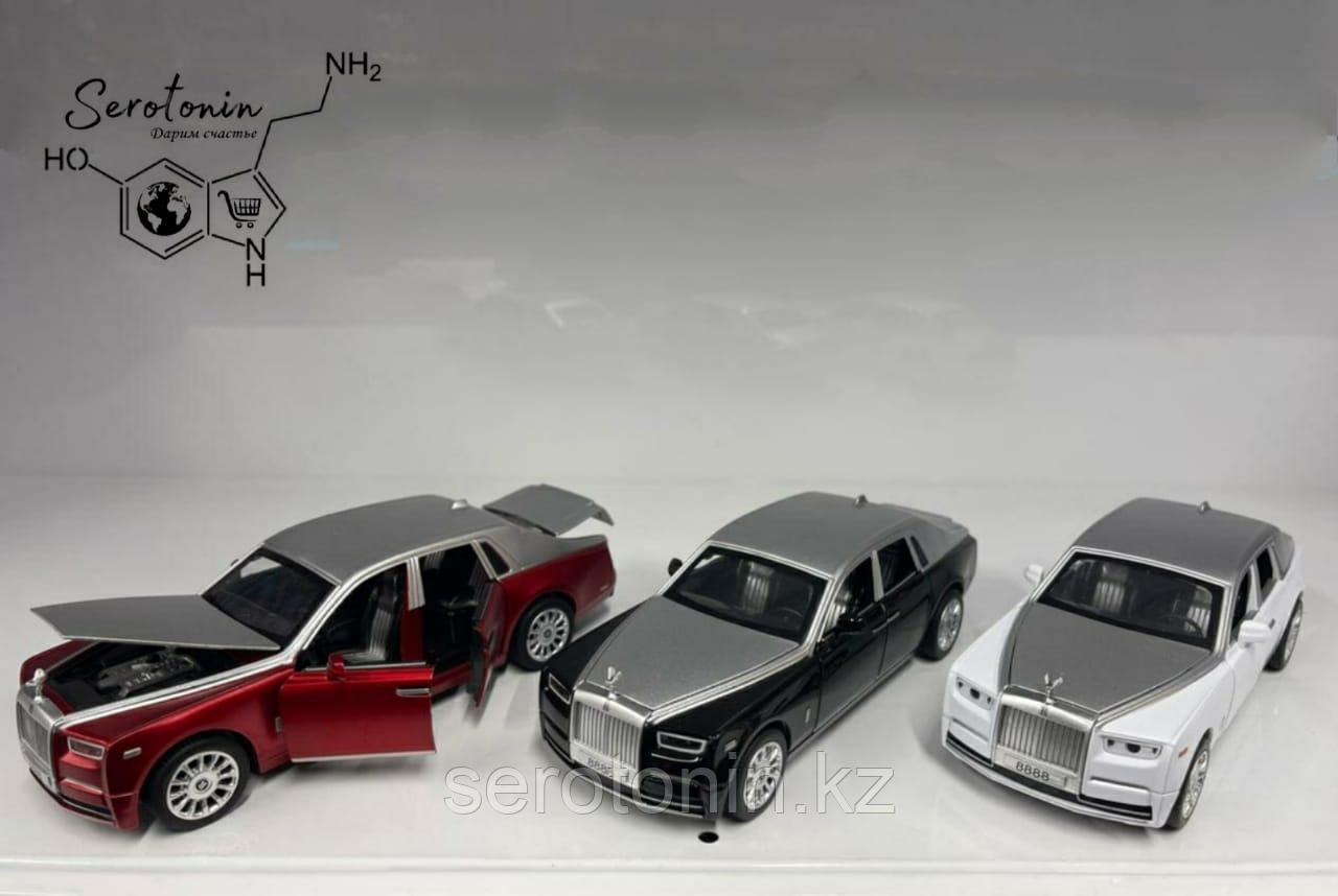 Коллекционные машинки Rolls  Royce Phantom