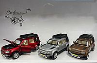 Коллекционные машинки Land Rover Defender
