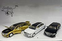 Коллекционные машинки Mercedes Maybach