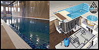 Проектирование бассейнов, дизайн и особенности вентиляции.