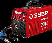 Сварочный полуавтомат инвертор Зубр ПС-200
