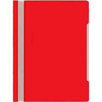 Папка-скоросшиватель A4 Attache Economy 100/120, красный